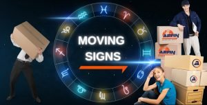 moving with zodiac signs